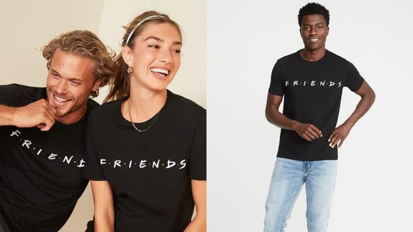 For the friend that loves Friends.