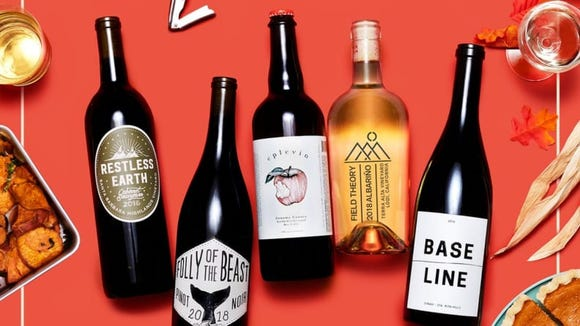 Best gifts for wives 2020: Winc wine subscription.