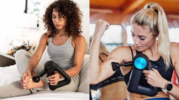 Best gifts for wives 2020: Theragun G3.