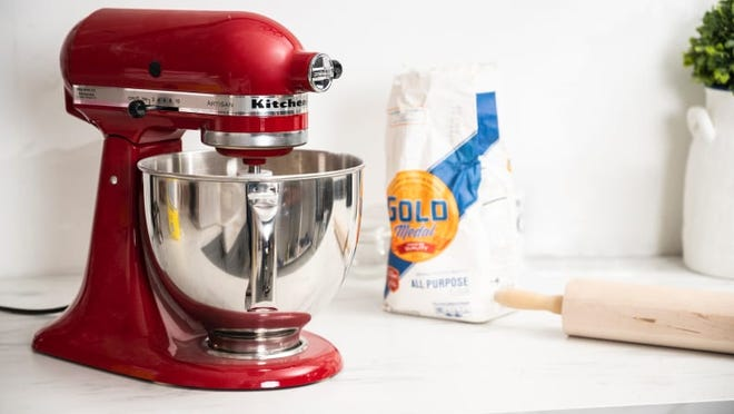 After many rounds of testing, the KitchenAid Artisan 5-Quart Stand Mixer remains the best stand mixer you can buy.