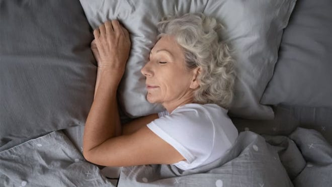 A good sleep routine is one of the best things you can do for your overall health.