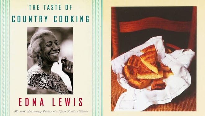 This classic Edna Lewis cookbook combines recipes with information about harvesting food.