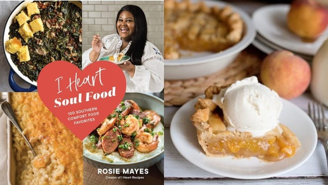 When you're craving comfort, reach for Rosie Mayes' cookbook.