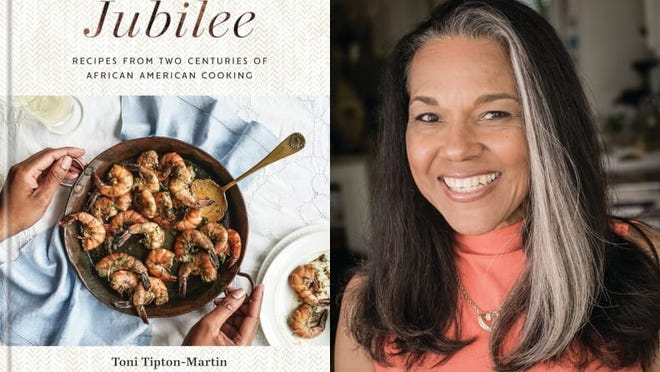 African-American culinary scholar Toni Tipton-Martin introduces new historical insight in this cookbook.