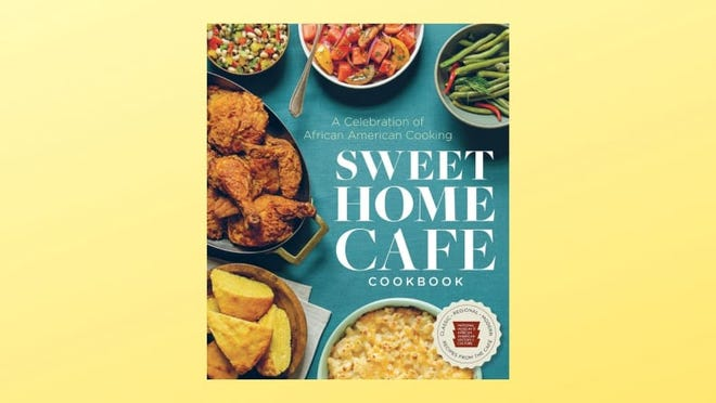This cookbook features recipes from the Sweet Home Café located in the National Museum of African American History and Culture.