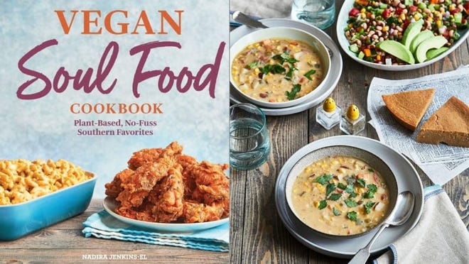 Who says soul food can't be vegan?