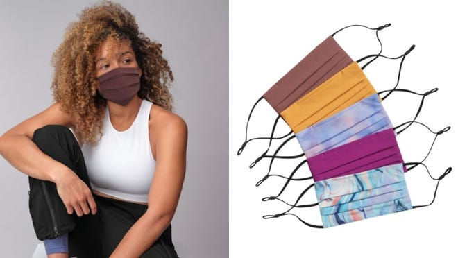 Mask up with our favorite face coverings.