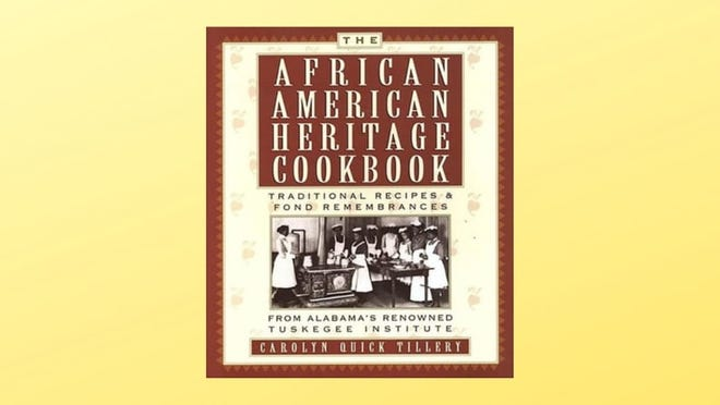 This cookbook allows you to enjoy the menu from the Tuskegee Institute, a prestigious Black educational institution.