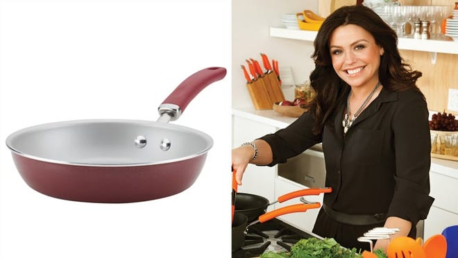 Whip up old classics and new favorite with the Rachael Ray cookware.