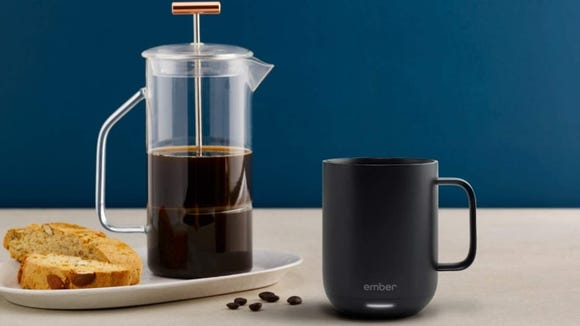 Keep your coffee from cooling down.