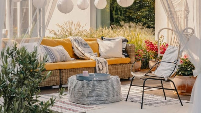 Here's what to shop at Kohl's patio furniture sale.