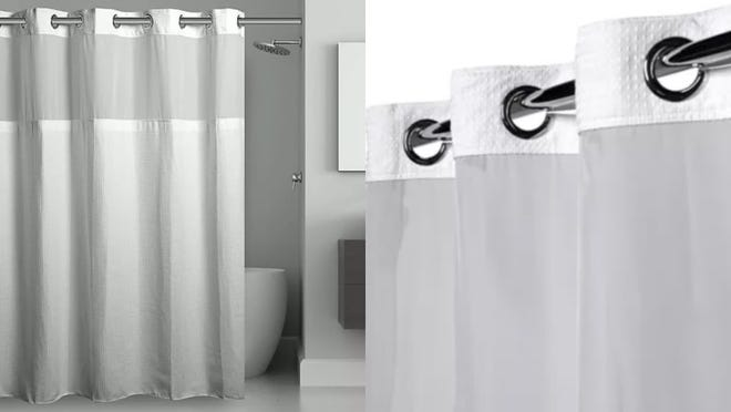 18 Unique Shower Curtains To Give Your, How To Use Old Shower Curtains