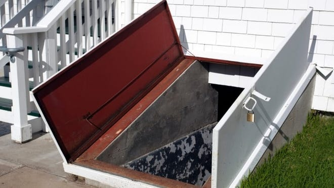 Many homes in the Midwest and the South have storm cellars, which are underground shelters used in extreme weather situations like an incoming tornado. If you don't have one, you may want to consider if this an investment you want for your home.