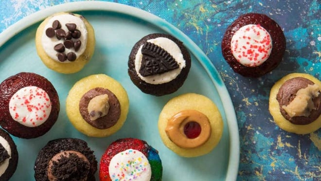 Best Mother's Day gifts: Baked by Melissa cupcakes