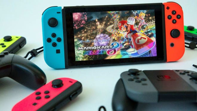 A Nintendo Switch is a great gift for gamers or anyone struggling with quarantine boredom.