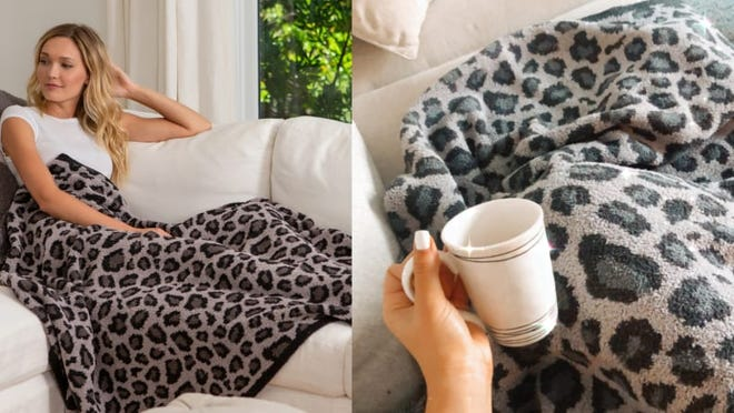 Snuggle up with this top-rated throw blanket.