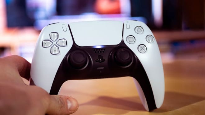 You can PS5 controllers, games, and more at QVC.