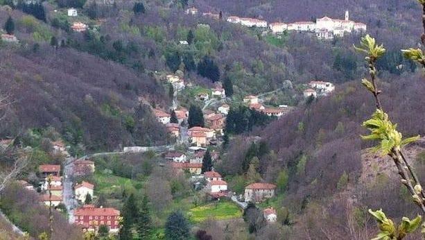 Bormida in Liguria, Italy.