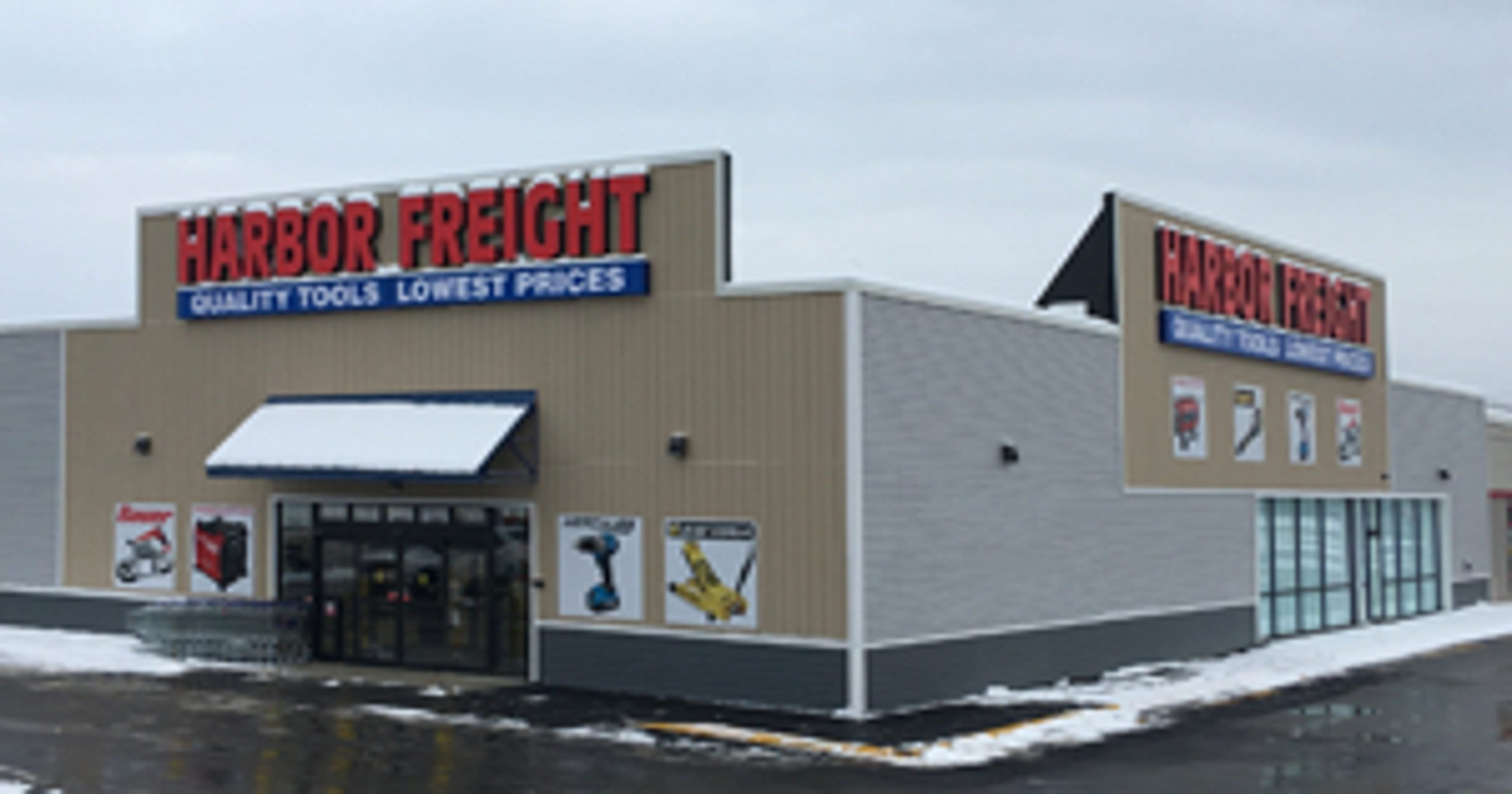 Harbor Freight Tools plans spring opening in Chillicothe Mall