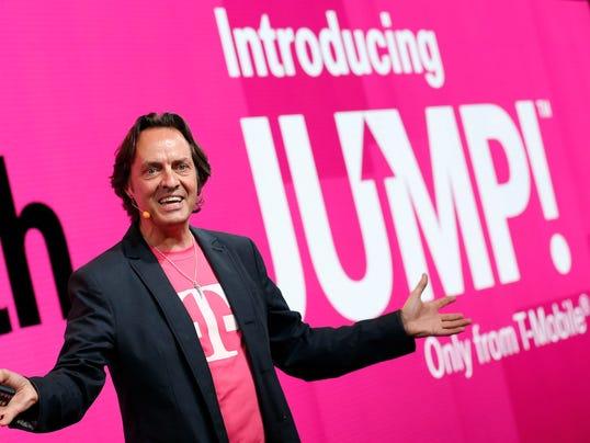 John Legere - Introducing JUMP! (July 10, 2013)