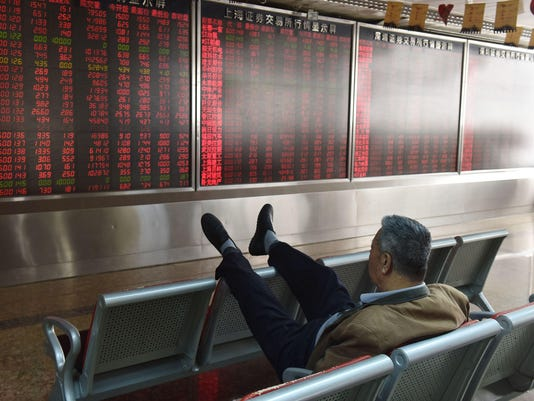 CHINA-ECONOMY-MARKETS-REGULATOR