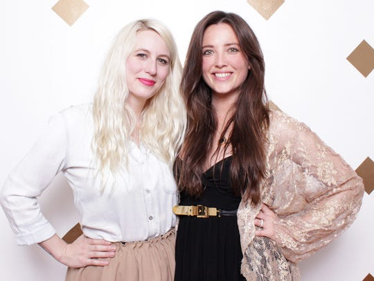 Hannah Betts and Maryn Holcomb open Lives Styled.