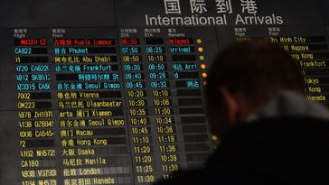 Photos: Malaysia Airlines jet missing