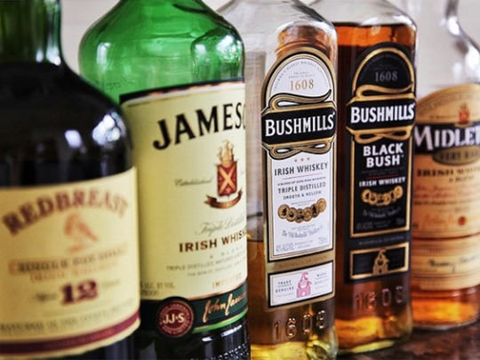 Irish whiskey has been growing in popularity in the United States over the past several years.