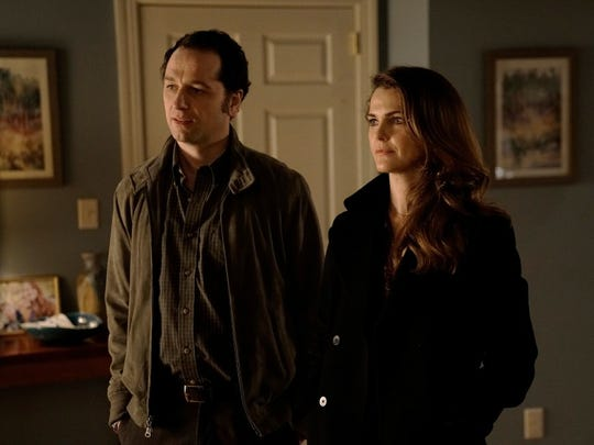 """""""The Americans"""" with Matthew Rhys and Keri Russell (FX, May 30)"""