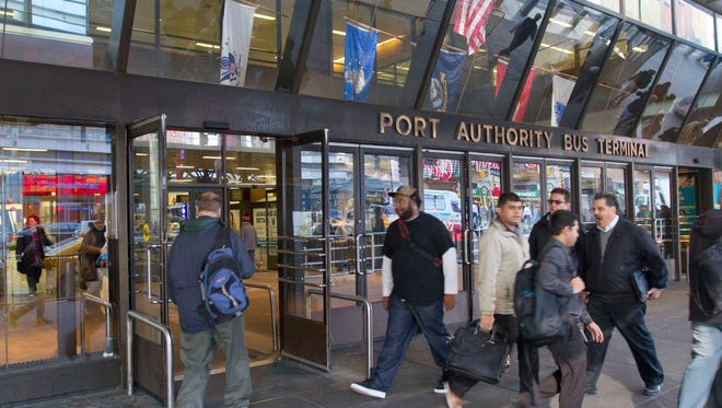 In October, the Port Authority announced plans to build a new bus terminal in Manhattan to replace the existing terminal on 42nd St.