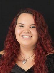 Alethea-Jade Coffey (senior), alto, All State Senior