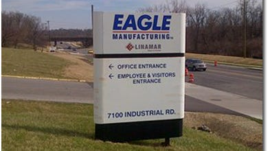 Eagle Manufacturing, a subsidiary of Linamar, is mulling a $35 million makeover of its Florence operation.