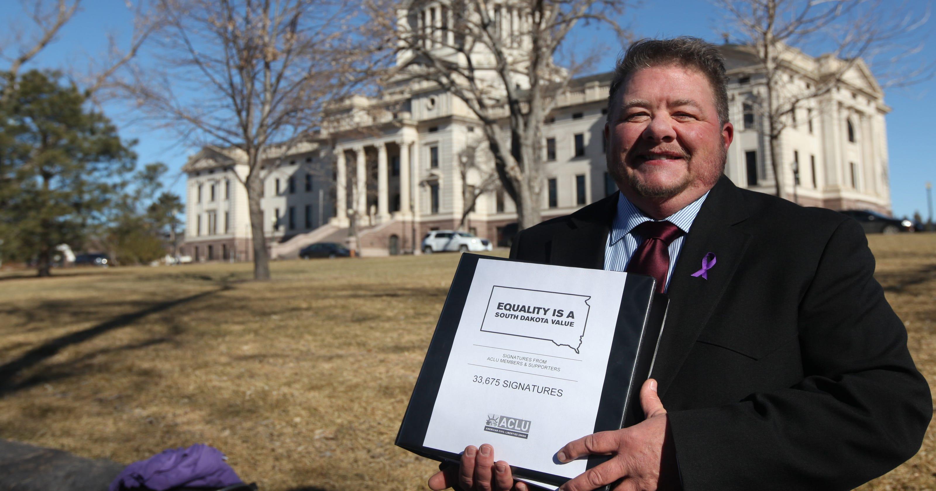 South Dakota Sued Over Transgender Health Policy