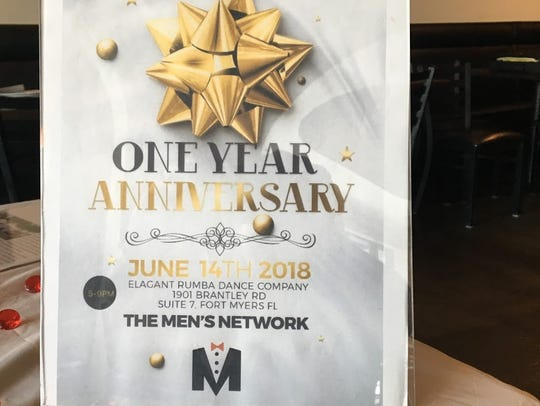 On June 14, The Men's Network will celebrate its first