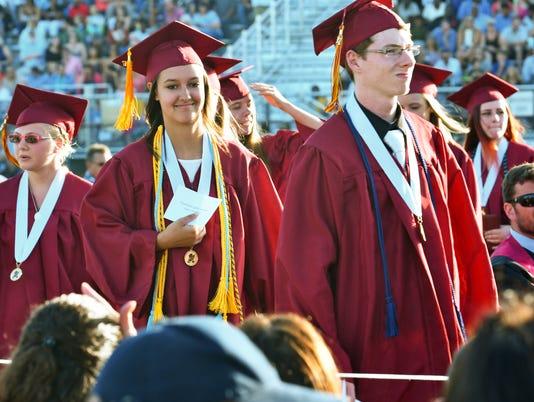 Astronaut High School Graduation