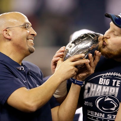How does James Franklin lead the Lions back to the