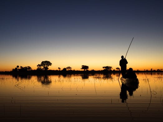 Botswana: This country's focus is on high-end, low-impact