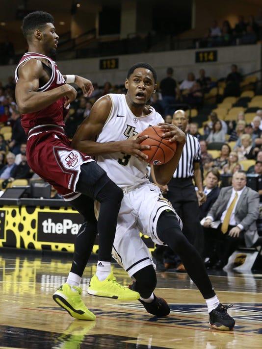 NCAA Basketball: Massachusetts at Central Florida