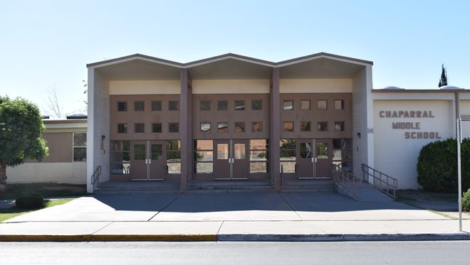 At approximately 9:02 a.m., Chaparral Middle, Mountain View Middle, Heights and Yucca Elementary Schools received threatening phone calls prompting a district-wide shelter in place.