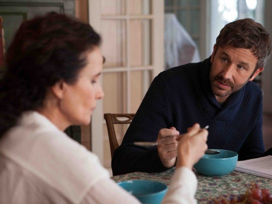 """Andie MacDowell and Chris O'Dowd star in """"'Love After"""