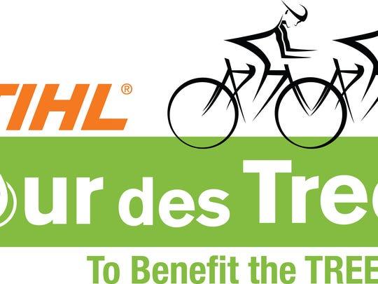 Stihl Tour des Trees logo