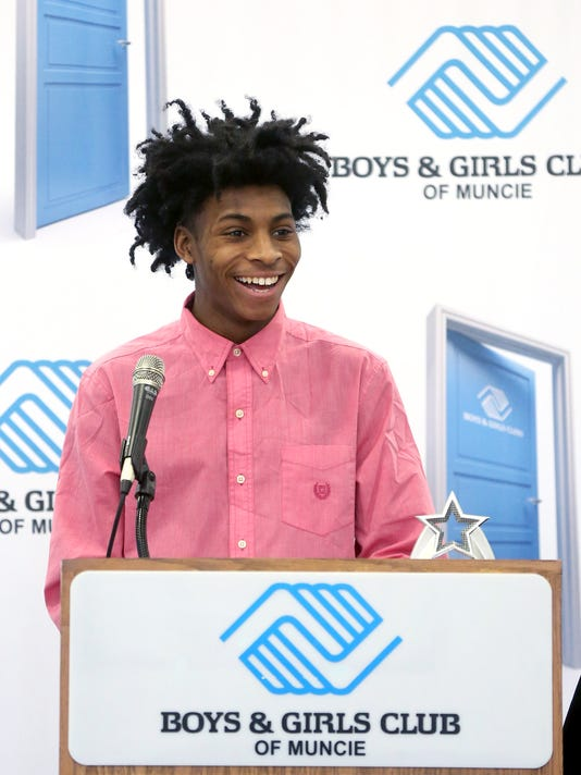 Boys & Girls Club of Muncie Kamrein Jackson