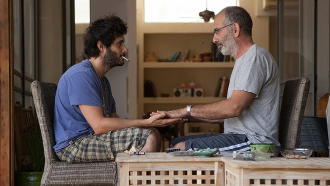 Polonsky's movie offers insight and comedy as a middle-aged Israeli couple take different roads after mourning the death of their son.