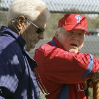 Charlie Manuel, Larry Bowa remember Dallas Green