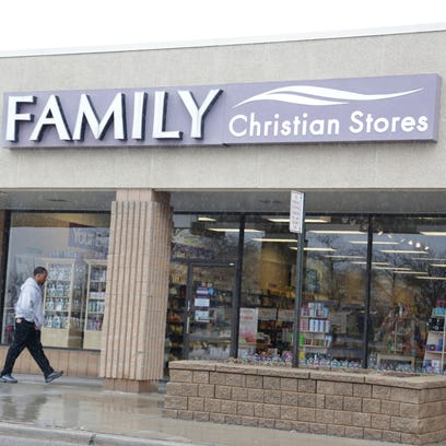 The Grand Rapids-based Family Christian chain announces