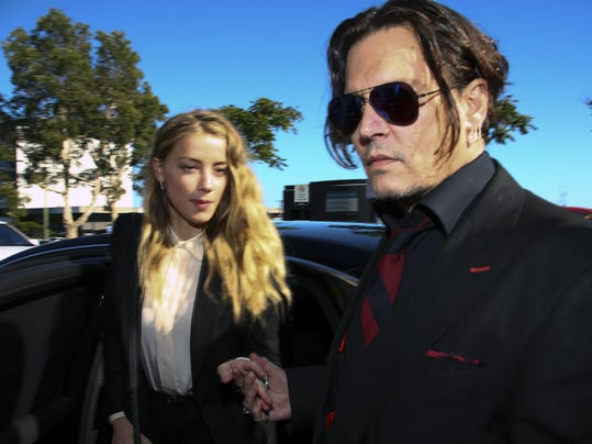 AUSTRALIA-US-COURT-DEPP-ENTERTAINMENT
