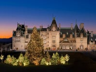 Candlelight Christmas at Biltmore Estates