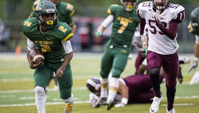 Rmani Lynch and Reynolds travel to Hendersonville on Friday.