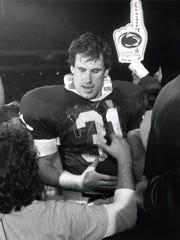 Jan 2, 1987; Tempe, AZ; USA; FILE PHOTO; Penn State