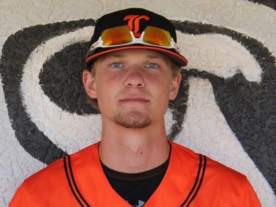 Cameron Jones, Lely baseball